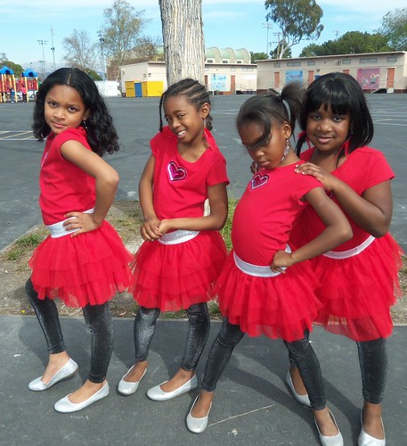 "Black History Month: Mini ""Supremes"" 