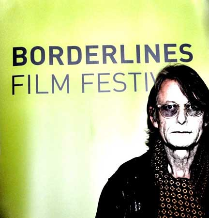 Bruce Robinson | by Borderlines Film Festival