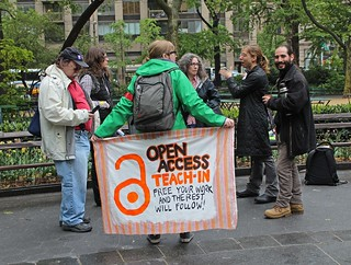 Free University at Madison Square Park | by OccupyCUNYNews