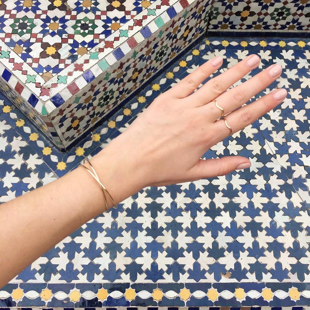 Bling Jewelry Gold Bracelet