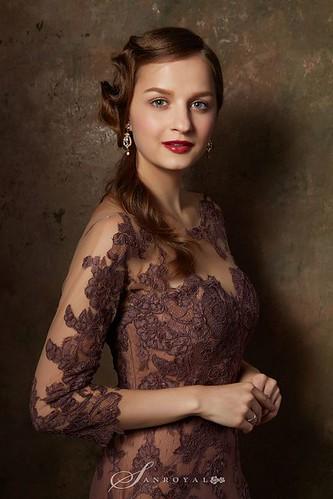 【高雄禮服評價推薦】聖羅雅麗緻婚紗101件禮服的秘密_FIESTA_(4)