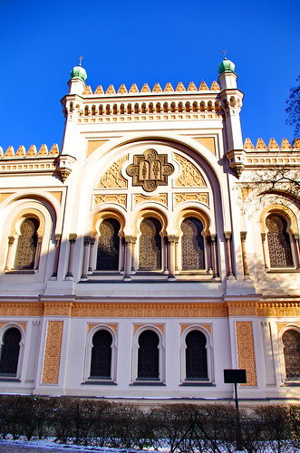 Prague Synagogue Espagnole 2 | by paspog