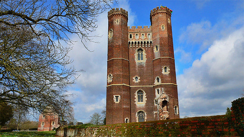 Tattershall Castle | by lincoln_eye