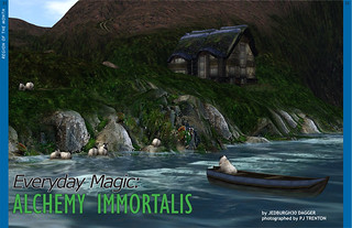 Prim Perfect Issue 40: Region of the Month - Alchemy Immortalis | by primperfect