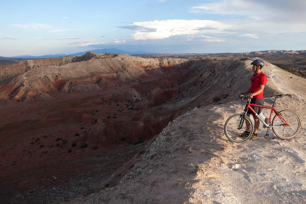 white mesa bike trails white mesa bike trails rio puerco flickr