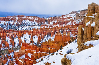 Bryce during snow | by 5gauss