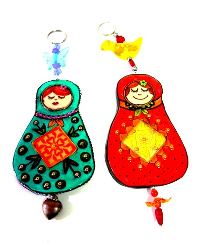 matryoshka | by **mira pinki krispil-colors of life ***