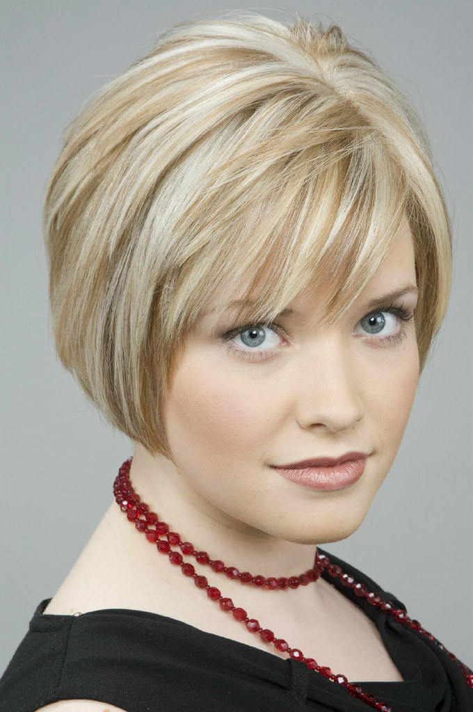 Short Blonde Hair With Highlights Short Cropped Blonde Cut Flickr