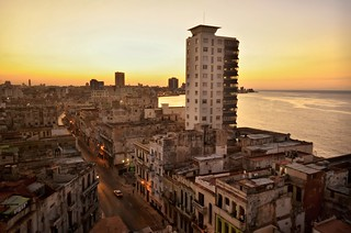Havana sunset | by The Globetrotting photographer