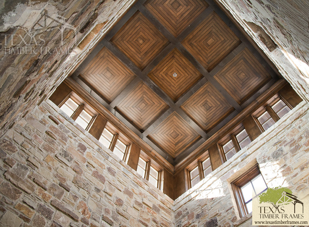 Ceiling Detail - Texas Timber Frames | www.texastimberframes… | Flickr