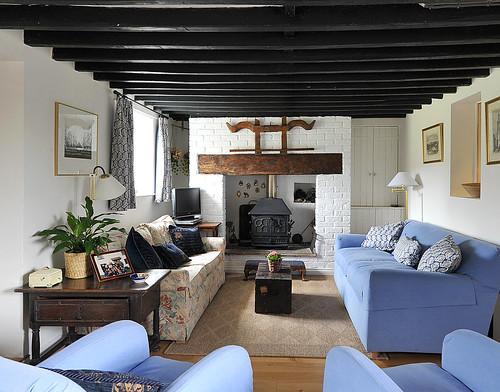Cottage Snug Professional Interior Photography Interior