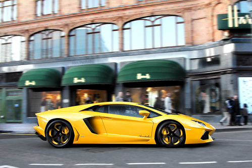 Harrods Cruising (Part 2) | by Alex Penfold