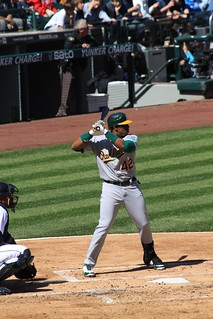 Yoenis Cespedes batting | by hj_west