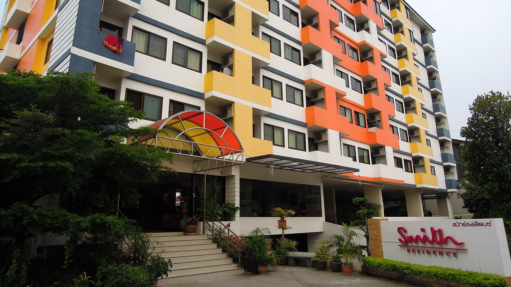 Smith Residence serviced apartments, Chiang Mai