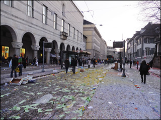 Basel Fasnacht –––––––––– Last day, Final Impressions. | by Omeudentista®