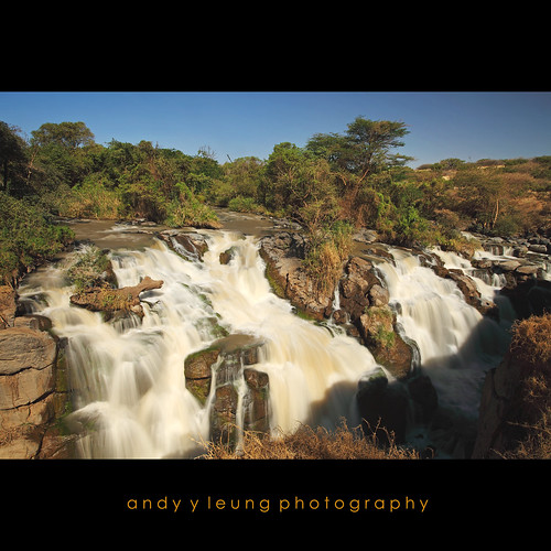 Awash Waterfall.....View From High | by andyyleung