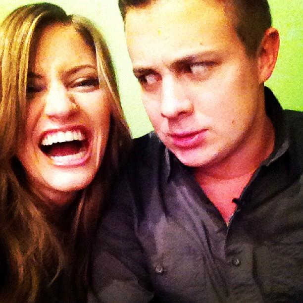Are ijustine and fwiz still dating