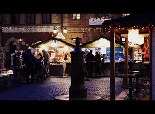 Warsaw christmas market | by The Globetrotting photographer