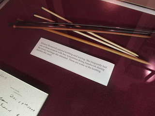 Eleanor's Knitting Needles | by dorywithserifs