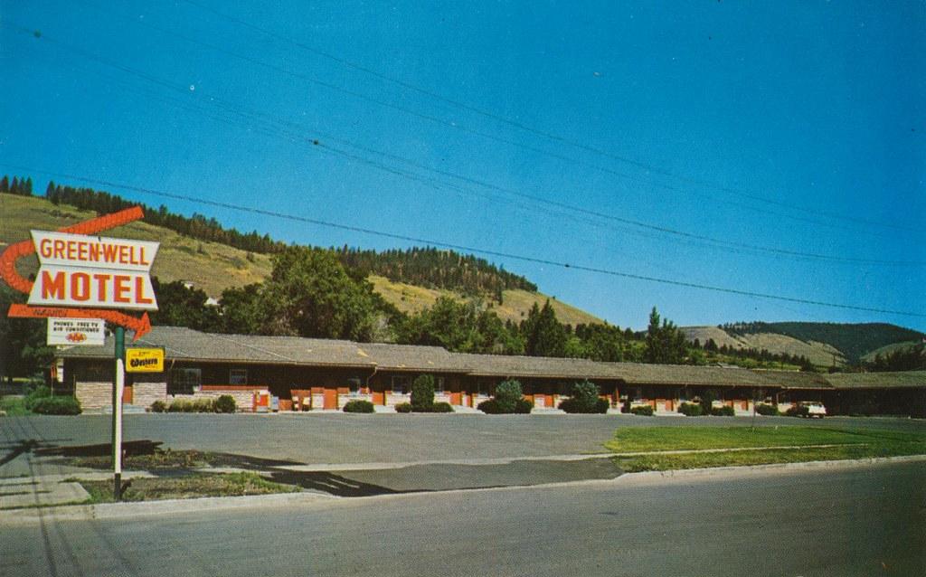 Green Well Motel - La Grande, Oregon