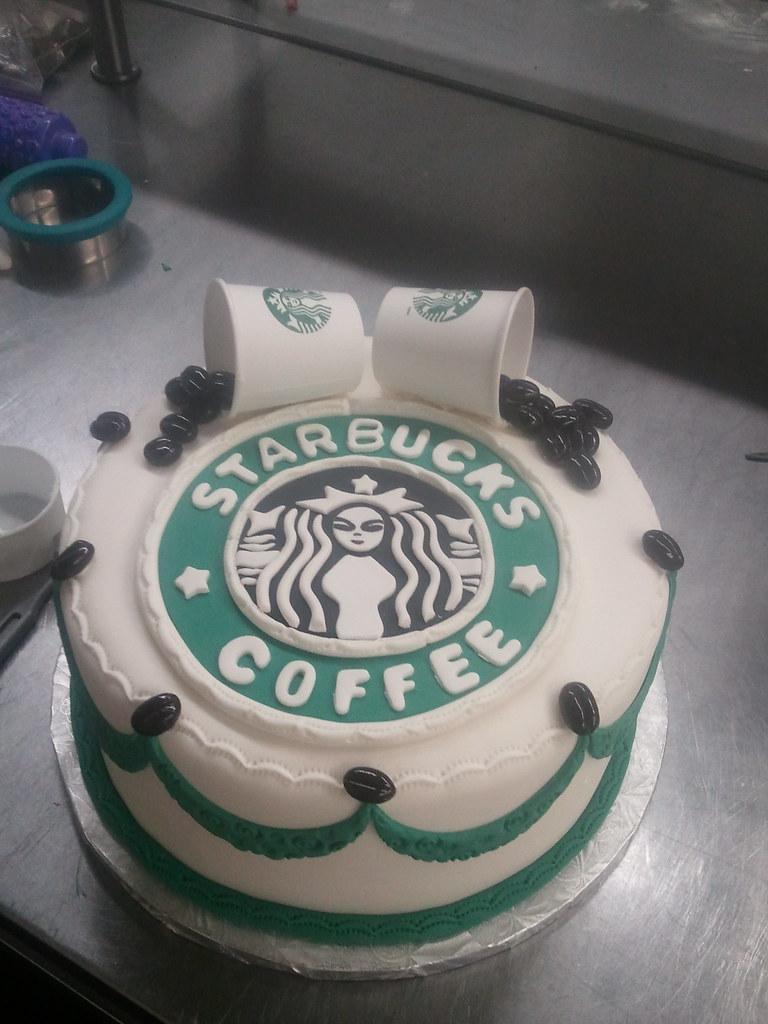 Starbucks Cake Starbucks Cake Maite de Para Flickr