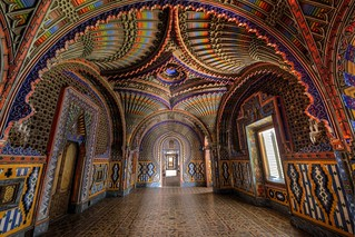 The Peacock Room - Castello S | by Romany WG