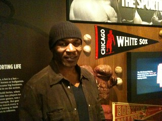 Mike Tyson Visits Mob Museum | by The Mob Museum