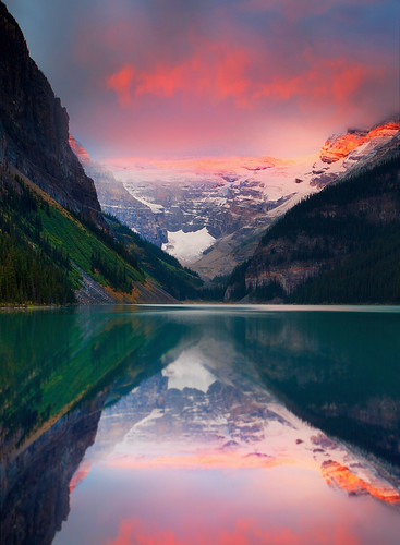Lake Louise Banff National Park | by kevin mcneal