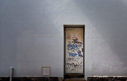 A Door in Fitzroy | by RWYoung Images