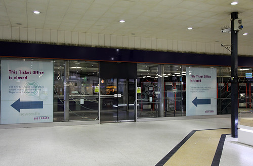 Kings cross old travel centre a place i 39 ve used many - Kings cross ticket office opening times ...