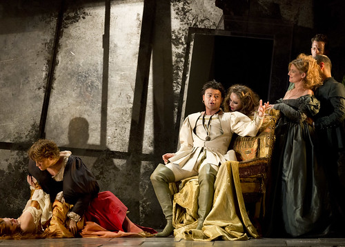 Vittorio Grigolo as Duke of Mantua in Rigoletto © Johan Persson/ROH 2012 | by Royal Opera House Covent Garden