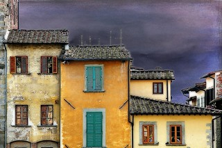 Old Houses | by paolo di sarra