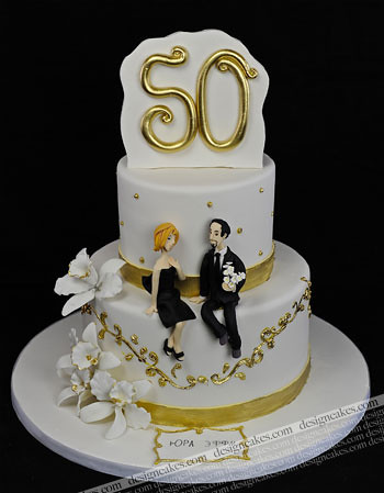 cakes for 50th wedding anniversary 50th wedding anniversary cake christine pereira flickr 2368