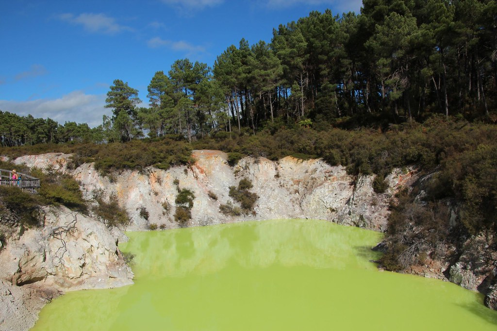 Image result for rotorua devil's bath