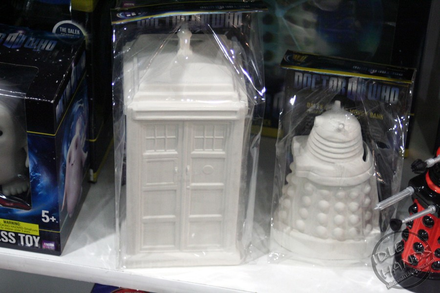 Toy Fair 2012 Underground Doctor Who 64 More Coverage On I Flickr
