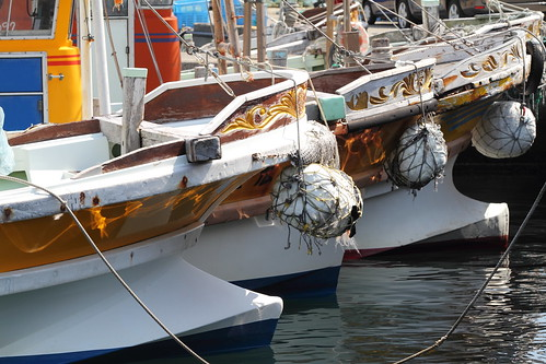 Fishing boats | by Teruhide Tomori