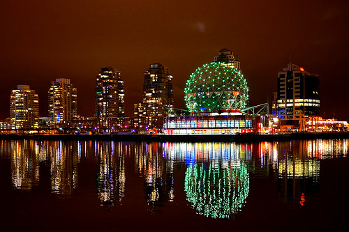 Vancouver Science World in Colors | by どこでもいっしょ