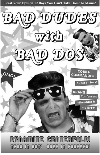 BAD DUDES with BAD DOS  COVER! for facebook | by Abbigail and Billy Lilly