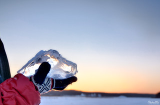 Icy Hand | by Andy Brandl (PhotonMix)