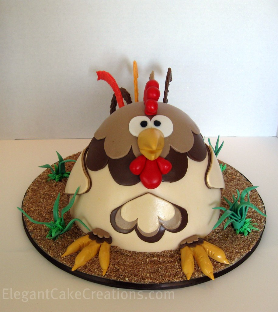 rooster grooms cake no time for an easter cake this year s flickr