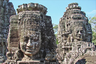 Tours à visages (Bayon, Angkor Thom) | by dalbera