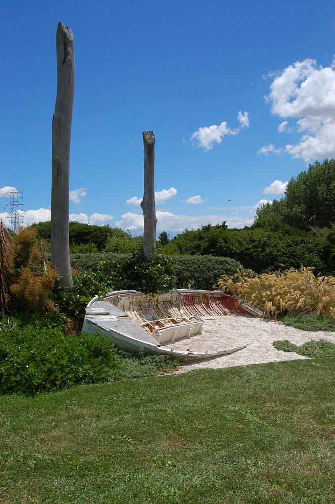 2009 Jan NZ Auckland Botanic Gardens 0423