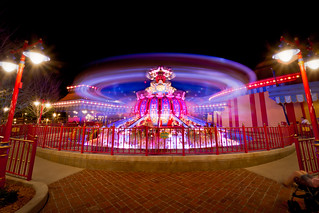 Magic Kingdom - Dumbo Spins | by Jeff Krause Photography