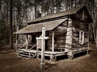 Callaway Gardens Old Cabin 2   By Lee Bennett ...