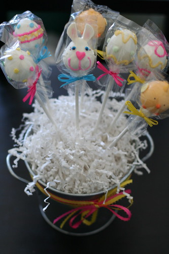 Assorted Easter Cake Pops | by Sweet Lauren Cakes