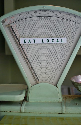 eat local at le jardin | by wood & wool stool