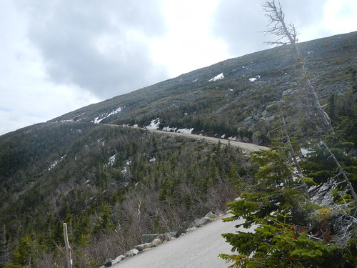 Looking up the 5 mile 4/25 | by Mt.Washington Auto Road