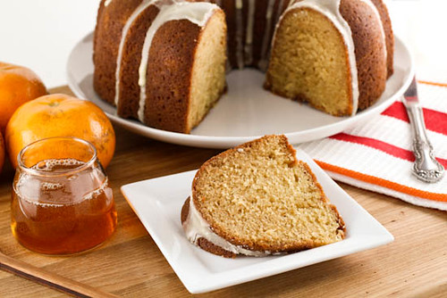 Honey Pound Cake Recipe