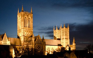 Lincoln Cathedral | by LincUpLive