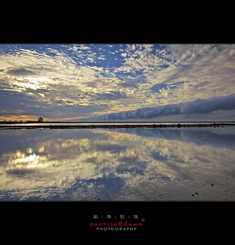 Tumbling Clouds, 2012  1 | by 風傳影像 SUNRISE@DAWN photography